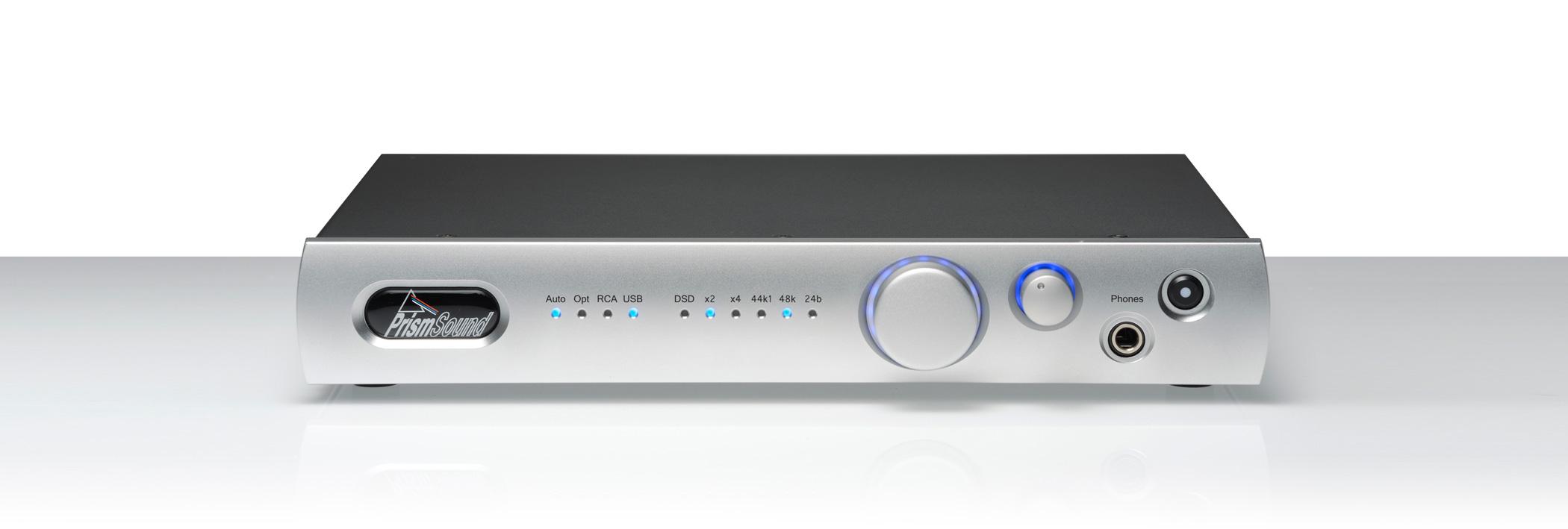 Prism Audio Callia DAC / Pre / Headphone amp : care-audio com